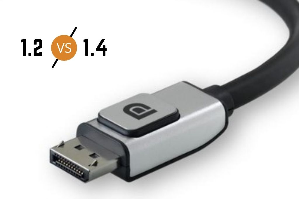 Difference between DisplayPort 1.2 and 1.4?